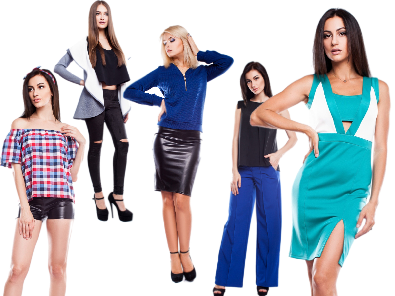 Большой Выбор Женской Одежды Доставка